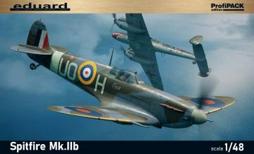 Spitfire Mk.IIb - Profipack · EDU 82154 ·  Eduard · 1:48