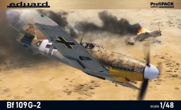 Messerschmitt Bf 109 G-2 - Profipack · EDU 82165 ·  Eduard · 1:48