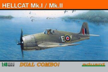 Hellcat Mk.I/II - ProfiPACK Edition · EDU 8223 ·  Eduard · 1:48