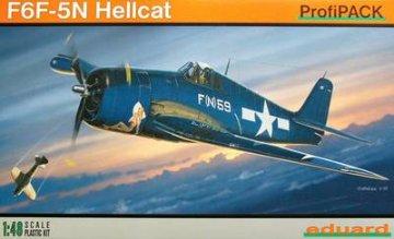 F6F-5N Nightfighter - ProfiPACK Edition · EDU 8226 ·  Eduard · 1:48