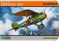 Albatros D.III OEFAG 253 - ProfiPACK Edition · EDU 8242 ·  Eduard · 1:48