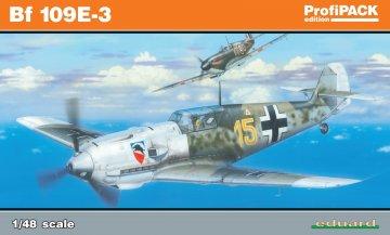Messerschmitt Bf 109 E-3 - ProfiPACK Edition · EDU 8262 ·  Eduard · 1:48