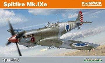 Spitfire Mk.IXe ProfiPACK · EDU 8283 ·  Eduard · 1:48