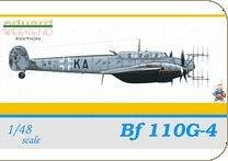 Messerschmitt Bf 110 G-4 Weekend · EDU 8404 ·  Eduard · 1:48