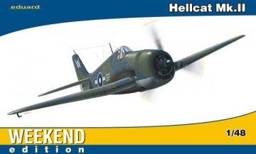 Hellcat Mk.II - Weekend Edition · EDU 84134 ·  Eduard · 1:48
