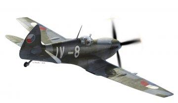 Spitfire Mk.IXe - Weekend Edition · EDU 84138 ·  Eduard · 1:48
