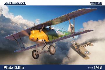 Pfalz D.IIIa - Weekend Edition · EDU 8414 ·  Eduard · 1:48