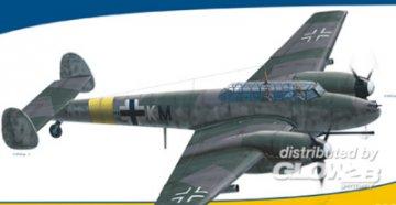 Messerschmitt Bf 110 G-2 - Weekend Edition · EDU 84140 ·  Eduard · 1:48