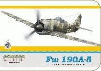 Focke-Wulf Fw 190 A-5 Weekend · EDU 8430 ·  Eduard · 1:48