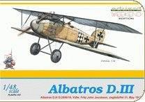 Albatros D.III Weekend · EDU 8437 ·  Eduard · 1:48