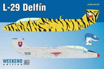 L-29 Delfin - Weekend Edition · EDU 8464 ·  Eduard · 1:48