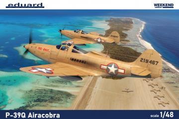 P-39Q Airacobra - Weekend Edition · EDU 8470 ·  Eduard · 1:48