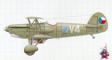 Avia B-534 III SERIE Weekend · EDU 8474 ·  Eduard · 1:48