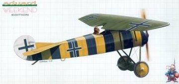 Fokker E.V WEEKEND · EDU 8480 ·  Eduard · 1:48