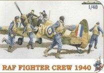 RAF Fighter Crew 1940 · EDU 8507 ·  Eduard · 1:48