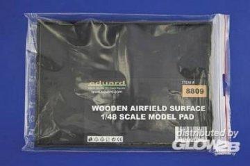 Wooden Airfield Surface · EDU 8809 ·  Eduard · 1:48