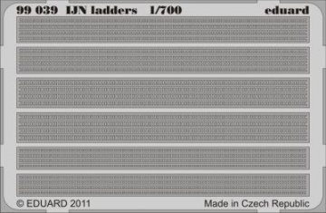 IJN - Ladders · EDU 99039 ·  Eduard · 1:700