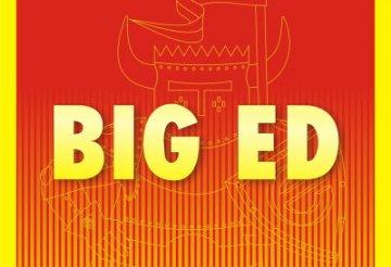 BIG ED - King Tiger Henschel [Dragon] · EDU BIG3532 ·  Eduard · 1:35