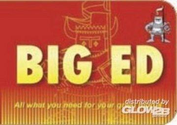 BIG ED - BR 52 w/STEIFRAHMENTENDER [Trumpeter] · EDU BIG3538 ·  Eduard · 1:35