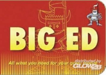 BIG ED - TBM-3 AVENGER [Accurate Miniatures] · EDU BIG4843 ·  Eduard · 1:48