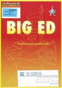 BIG ED - B-25G MITCHELL [Accurate Miniatures] · EDU BIG4862 ·  Eduard · 1:48