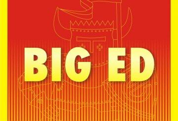 BIG ED A-3D-2 Skywarrior Strategic Bomber [Trumpeter] · EDU BIG49105 ·  Eduard · 1:48