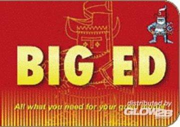 BIG ED - Bismarck [Revell] · EDU BIG5304 ·  Eduard · 1:350
