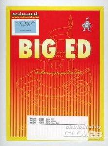 BIG ED - B-24J [Hasegawa] · EDU BIG7247 ·  Eduard · 1:72