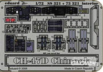 BIG ED - CH-47D [Trumpeter] · EDU BIG7249 ·  Eduard · 1:72