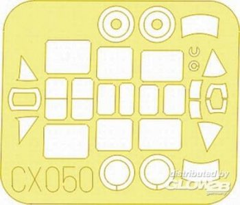 T-6G Texan · EDU CX050 ·  Eduard · 1:72