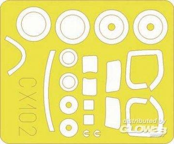 S-2F Tracker · EDU CX102 ·  Eduard · 1:72