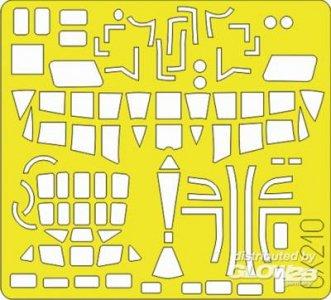 B24D Liberator [Hasegawa] · EDU CX210 ·  Eduard · 1:72