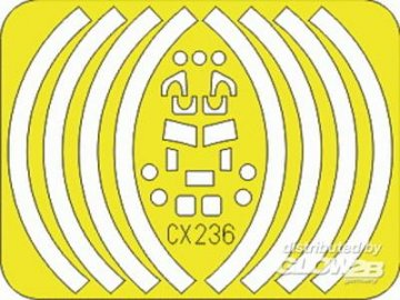 E-2C [Hasegawa] · EDU CX236 ·  Eduard · 1:72