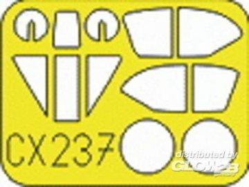 BAC F.1A/F.2 [Trumpeter] · EDU CX237 ·  Eduard · 1:72