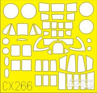 A-20B for MPM/ Italeri · EDU CX266 ·  Eduard · 1:72