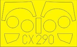 Seahawk FGA.6 [HobbyBoss] · EDU CX290 ·  Eduard · 1:72