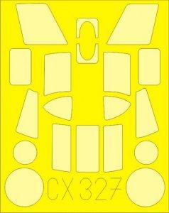 HAS.3 [Italeri] · EDU CX327 ·  Eduard · 1:72