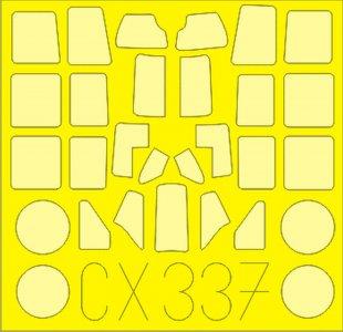 A6M2b [Tamiya] · EDU CX337 ·  Eduard · 1:72