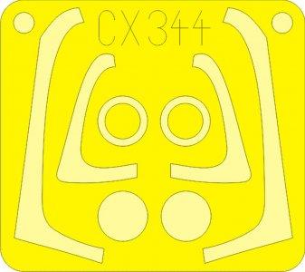EF-2000 single seater [Hasegawa] · EDU CX344 ·  Eduard · 1:72