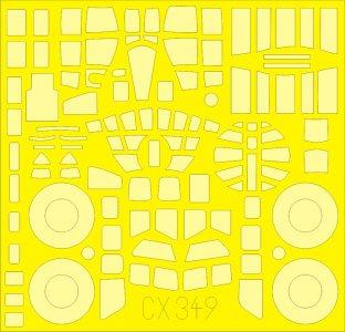 Digby Mk.I [Special Hobby] · EDU CX349 ·  Eduard · 1:72