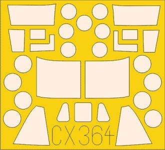 MV-22 [Hasegawa] · EDU CX364 ·  Eduard · 1:72