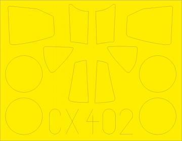 F4U-1A Corsair [Revell] · EDU CX402 ·  Eduard · 1:72