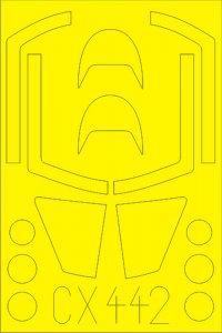 Hawk T.1 [Revell] · EDU CX442 ·  Eduard · 1:72