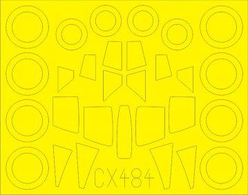 MiG-31 [Trumpeter] · EDU CX484 ·  Eduard · 1:72