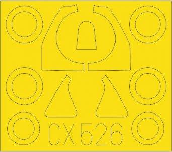 FH-1 Phantom [Special Hobby] · EDU CX526 ·  Eduard · 1:72