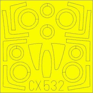 F-14A [Fine Molds] · EDU CX532 ·  Eduard · 1:72