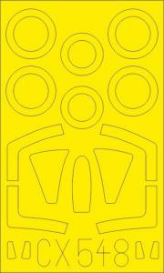 Super Mystere B.2 [Special Hobby] · EDU CX548 ·  Eduard · 1:72