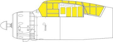 Lysander Mk.III [Dora Wings] · EDU CX592 ·  Eduard · 1:72