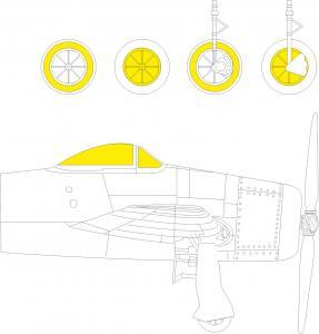 F8F-1 [HobbyBoss] · EDU CX598 ·  Eduard · 1:72
