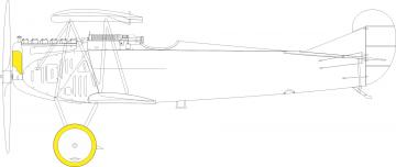 Fokker D.VII (OAW) - Weekend [Eduard] · EDU CX599 ·  Eduard · 1:72